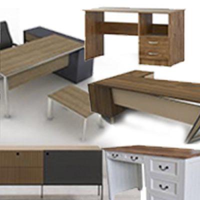 רהיטי עץ למשרד