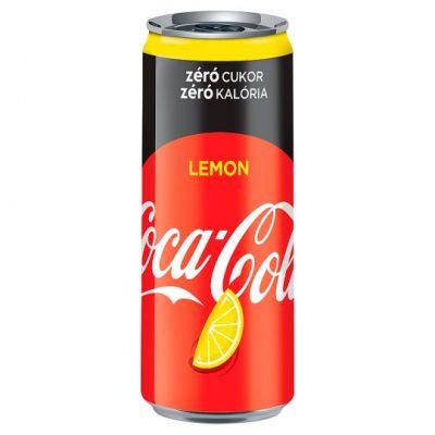 קולה זירו לימון