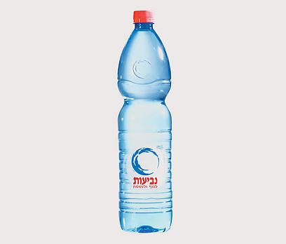 מים מינרליים נביעות 1.5 ליטר (שישייה)