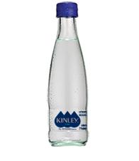 סודה קטן טמפו/קינלי בקבוק זכוכית 250 מ''ל (ארגז 24 בקבוקים)