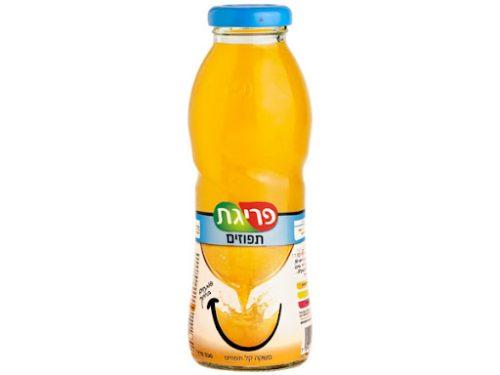 משקה קל תפוזים בקבוק זכוכית 330 מ''ל (ארגז 24 בקבוקים)