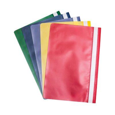 תיק חצי שקוף אטום פוליו מעורב צבעים