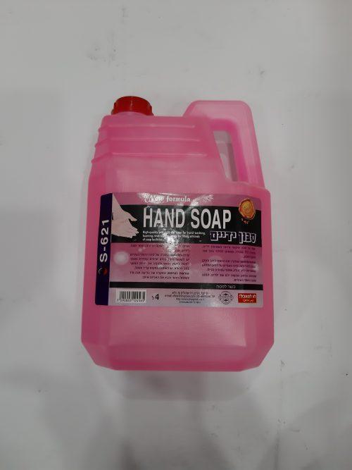 סבון ידיים 4 ליטר