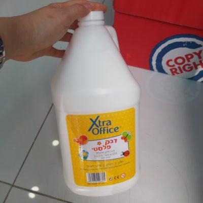 דבק פלסטי 4 ליטר