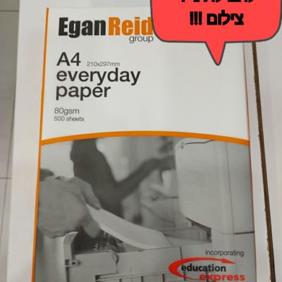 נייר צילום למדפסת