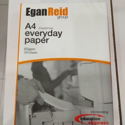 נייר צילום למדפסת 80גר' (500 יח)