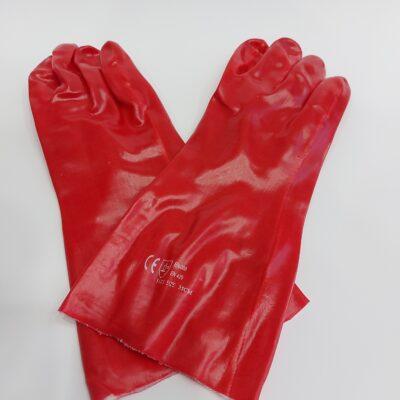 זוג כפפות PVC 35CM