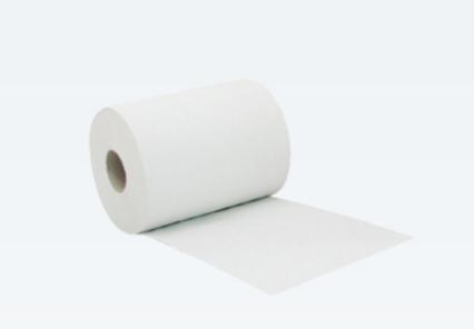 גליל מגבת נייר עם פרפורציה טבעי חד שכבתי 72 מטר בגליל ( שישה גלילים )