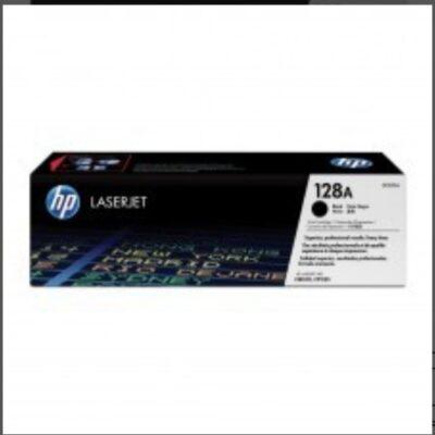 טונר שחור HP 128A CE320A מקורי