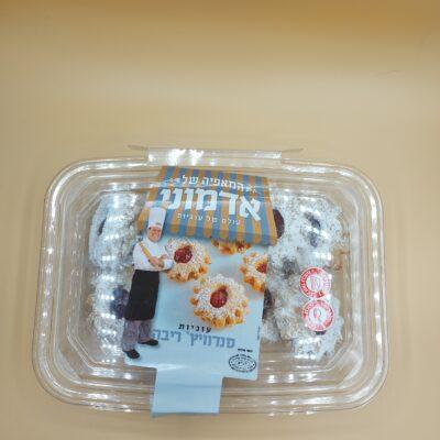 עוגיות ריבה בטעמים