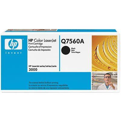 טונר שחור מקורי HP Q7560A