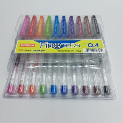 סט עטים TC 04